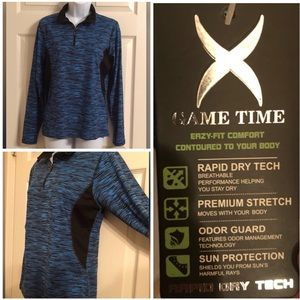 Game Time Activewear Pullover
